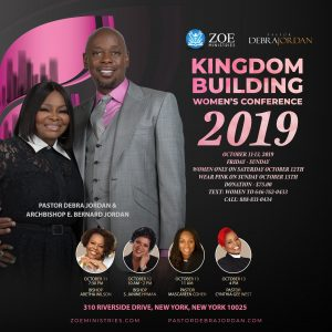 Kingdom Building Women's Conference 2019
