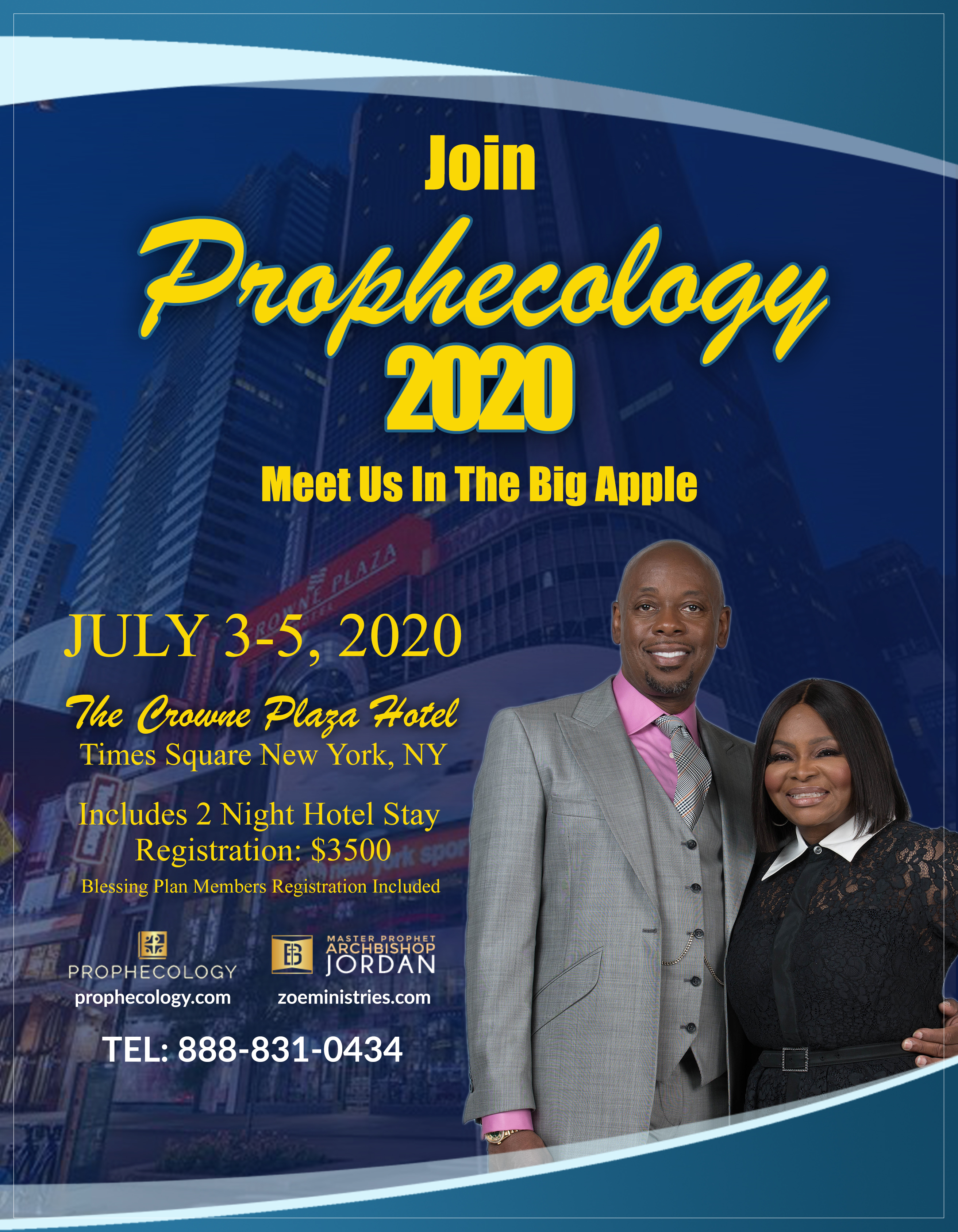 Prophecology 2020